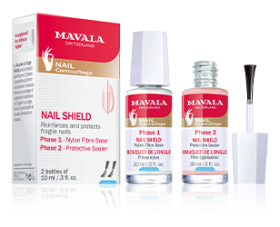 Reinforces and protects thin, weak, fragile nails. In two phases.